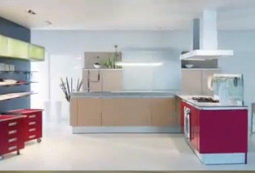 Bloc cuisine cuisine moderne design nancy agencement for Agencement cuisine moderne